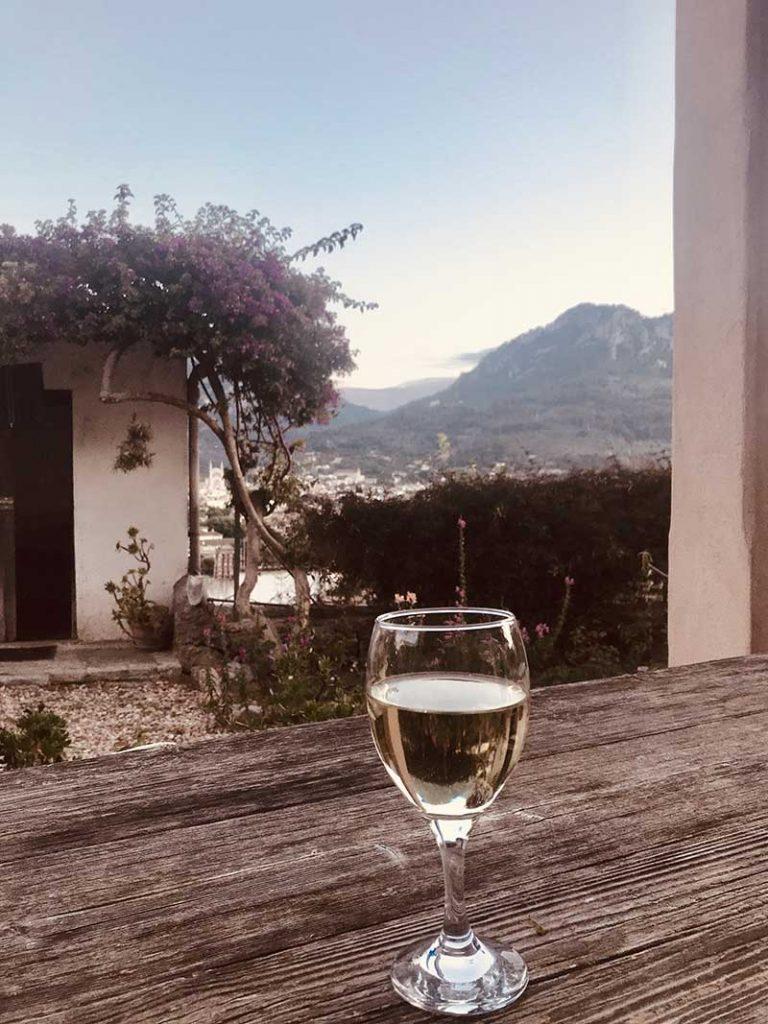 Wein, vino, wine Mallorca