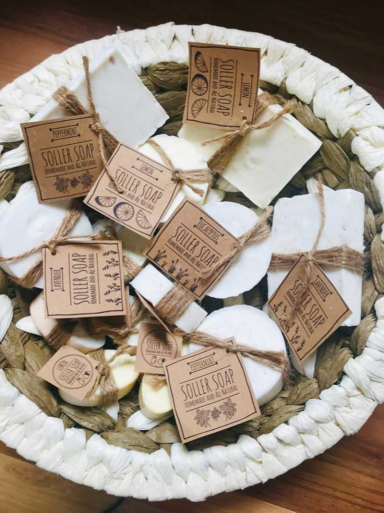 Seife-jabon-soap-mallorca